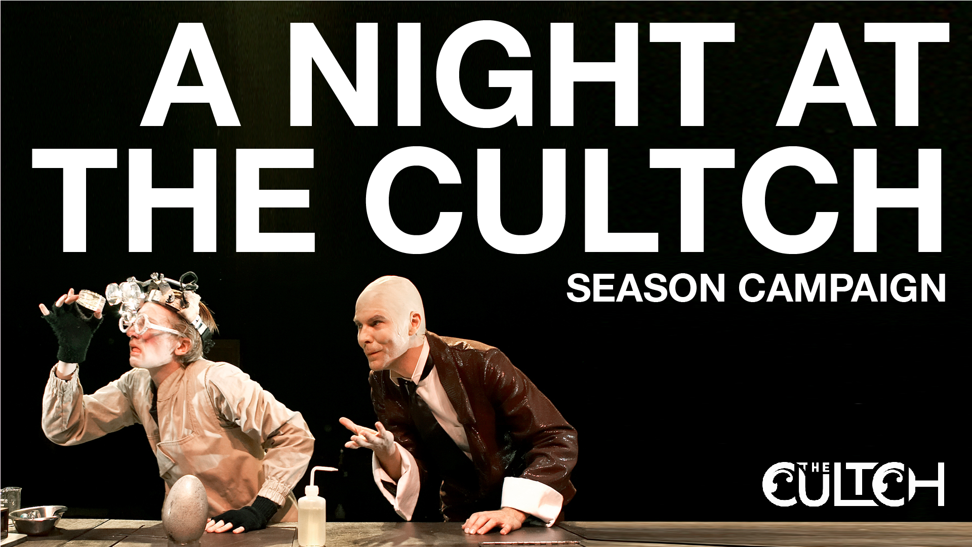 A Night at the Cultch