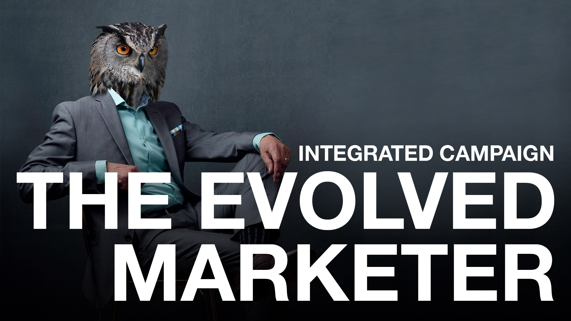 The Evolved Marketer
