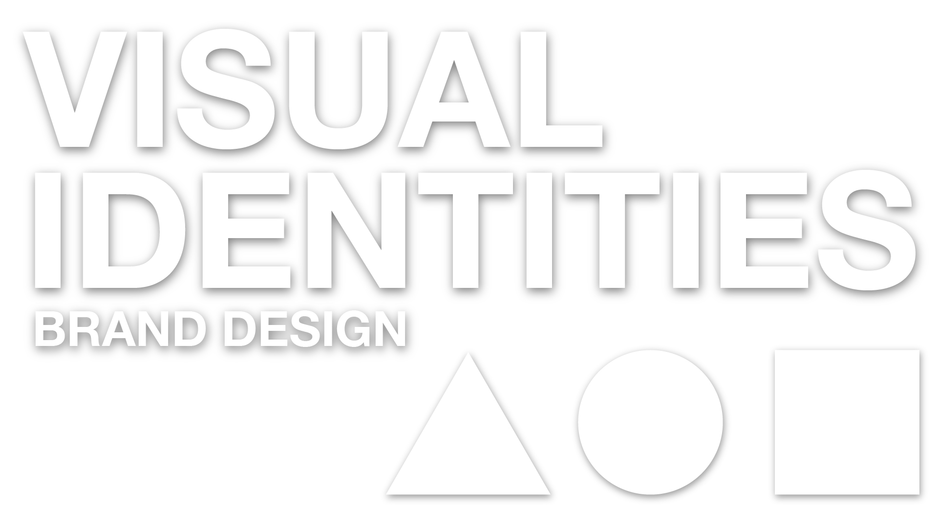 Visual Identities